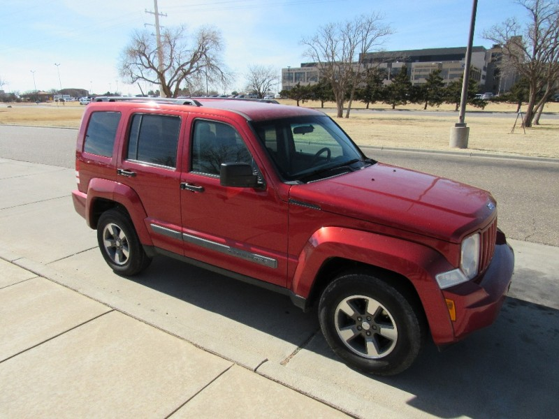 Jeep LIBERTY 2008 price $500 Down