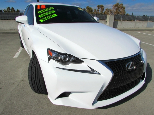 Lovely 2015 Lexus IS 350