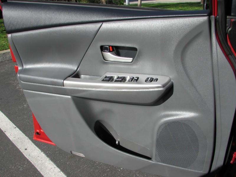 Toyota Prius v 2012 price $0