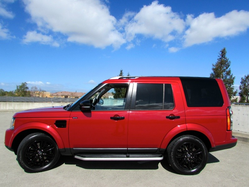 Land Rover LR4 2016 price $0
