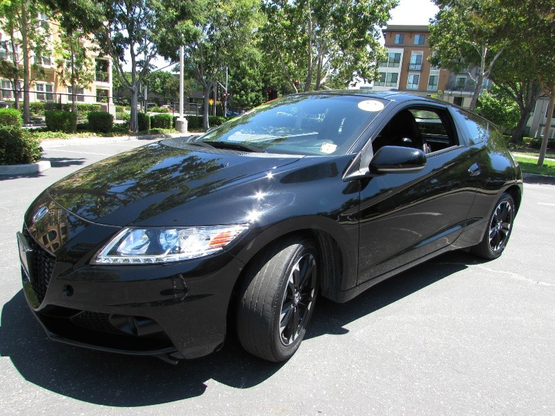 Honda CR-Z 2015 price $0