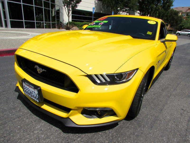 Ford Mustang 2017 price $0