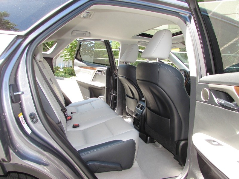 Lexus RX 2017 price $0