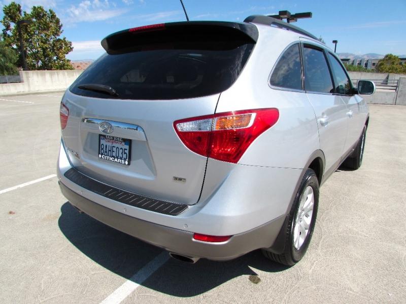 Hyundai Veracruz 2012 price $0