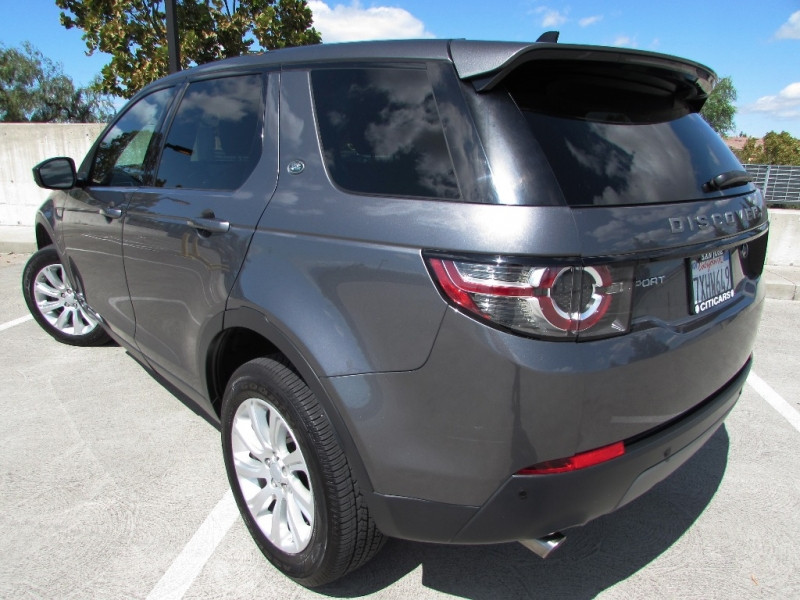 Land Rover Discovery Sport 2016 price $0