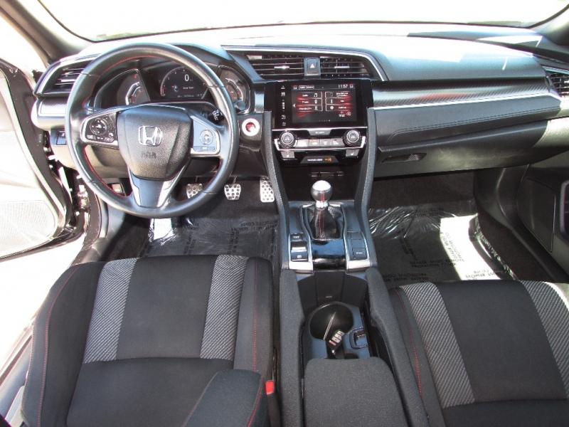 Honda Civic Si Coupe 2018 price $0