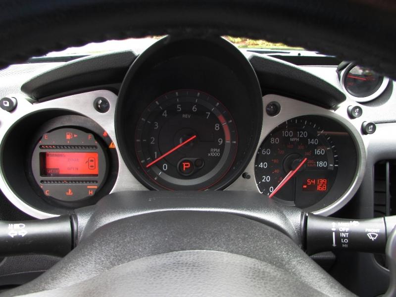 Nissan 370Z 2014 price $0