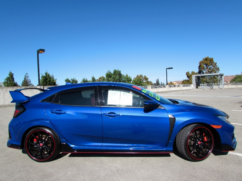 Honda Civic Type R 2018 price $0