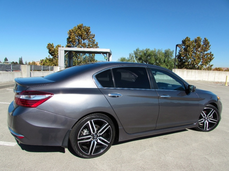 Honda Accord Sedan 2017 price $0