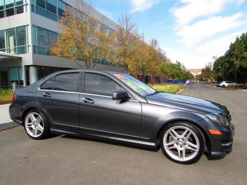 Mercedes-Benz C-Class 2014 price $0
