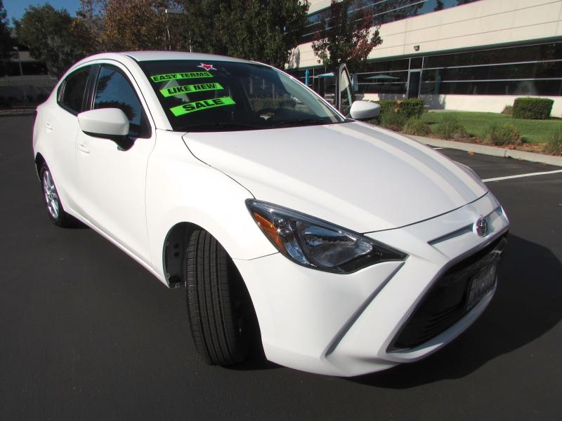 Toyota Yaris iA 2017 price $0