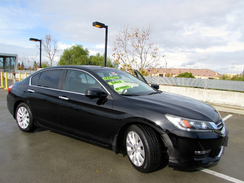 Honda Accord Sedan 2014 price $0