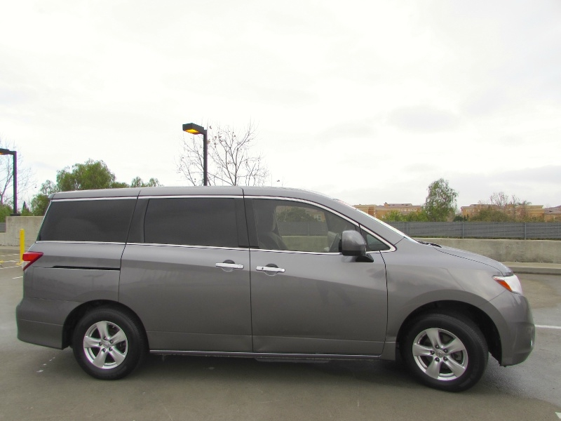 Nissan Quest 2015 price $0