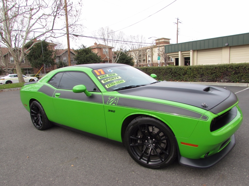 Dodge Challenger 2017 price $0