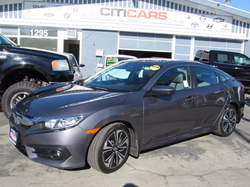 Honda Civic Sedan 2017 price $0