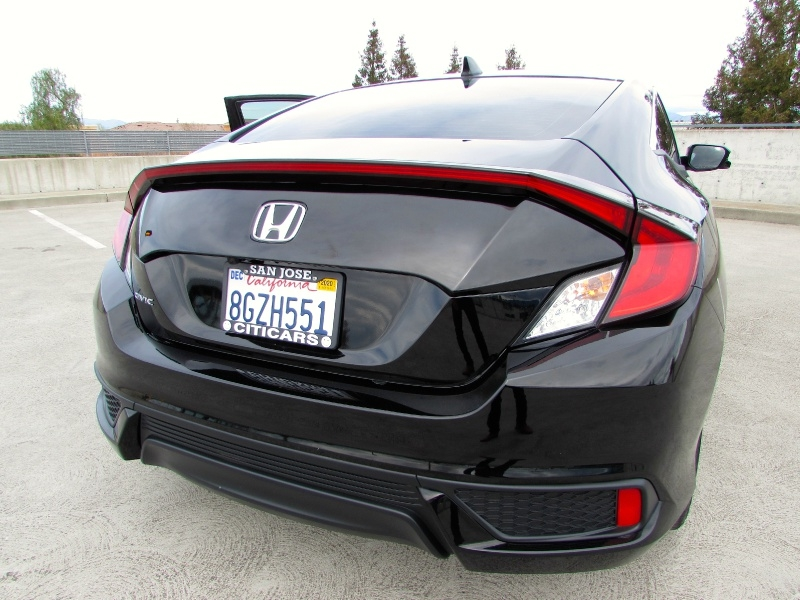 Honda Civic Coupe 2019 price $0