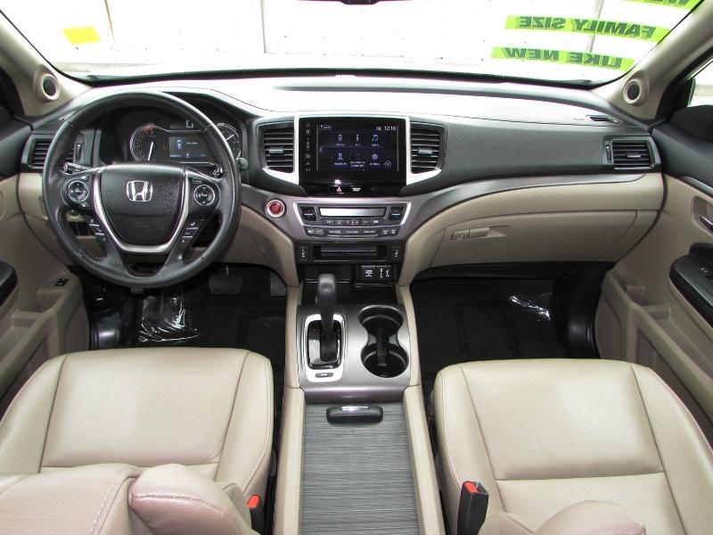 Honda Pilot 2017 price $0