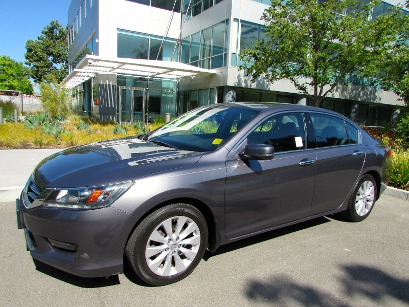 Honda Accord Sedan 2015 price $0