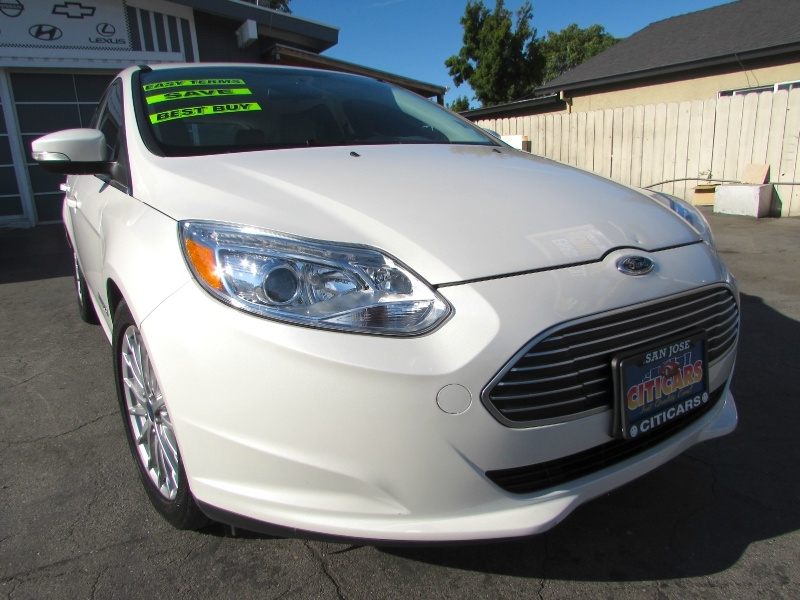 Ford Focus Electric 2015 price $0
