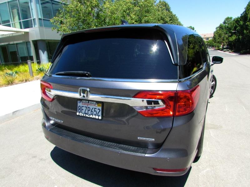 Honda Odyssey 2018 price $0
