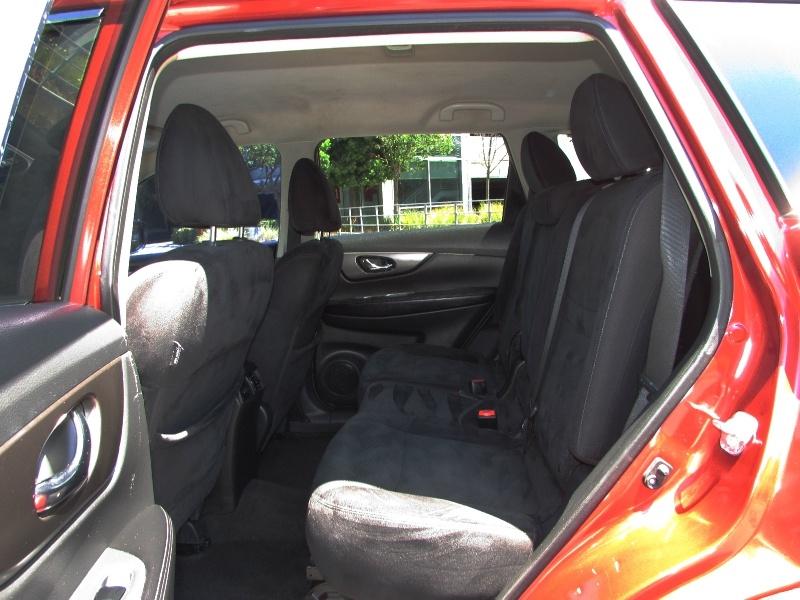 Nissan Rogue 2015 price $0