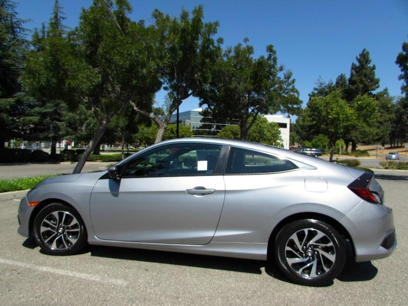 Honda Civic Coupe 2016 price $0