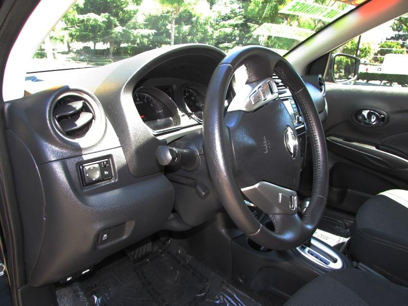 Nissan Versa Sedan 2018 price $0