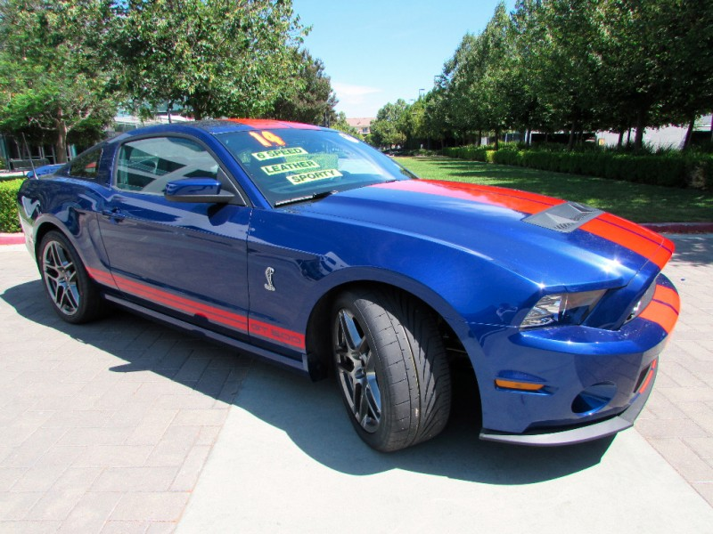 Ford Mustang 2014 price $0