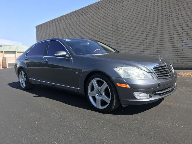 Mercedes-Benz S-CLASS 2007 price $11,000