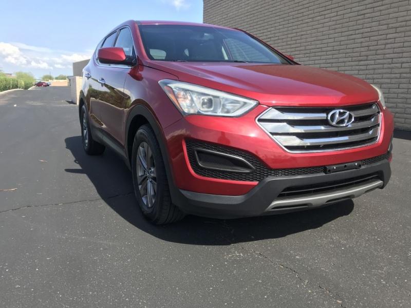 Hyundai Santa Fe 2013 price $11,000