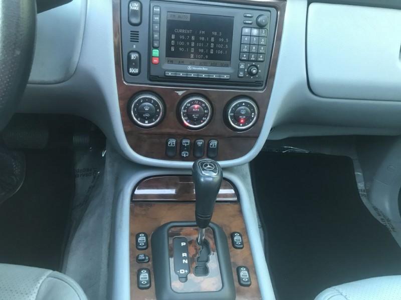 Mercedes-Benz M-Class 2004 price $2,500