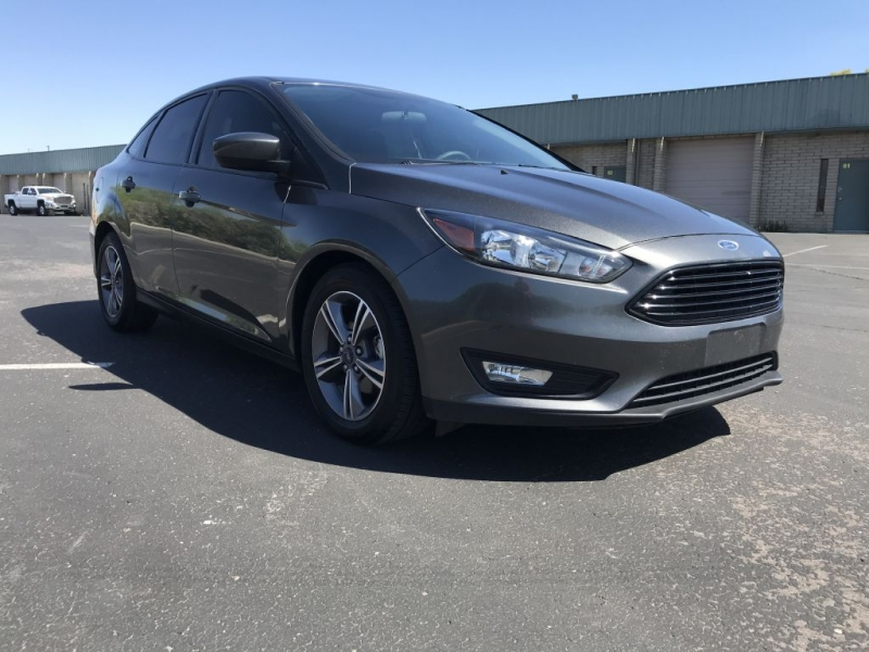 Ford FOCUS 2018 price $9,700