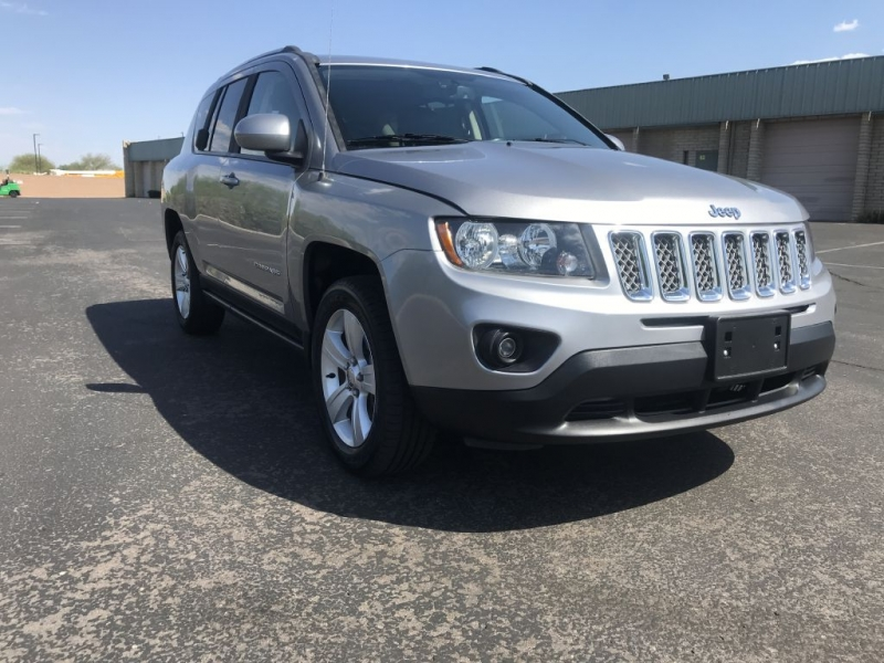 Jeep Compass 2016 price $12,000