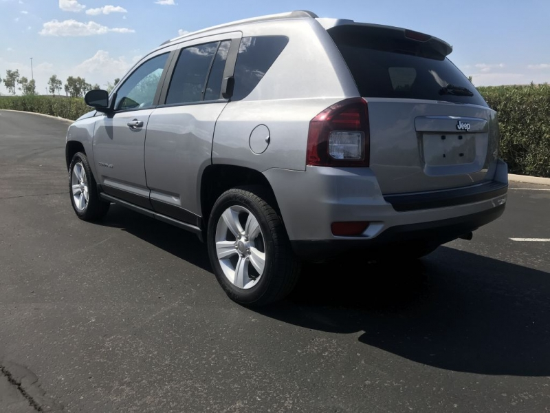 Jeep COMPASS 2016 price $11,702