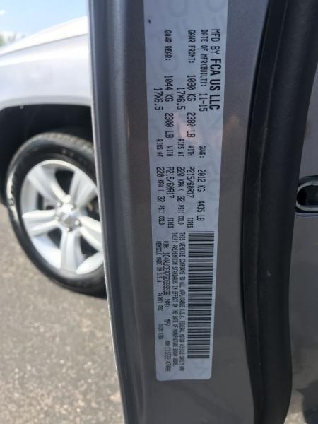 Jeep COMPASS 2016 price $11,000