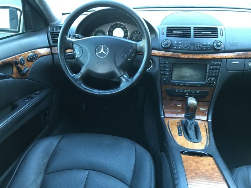Mercedes-Benz E-CLASS 2005 price $5,000
