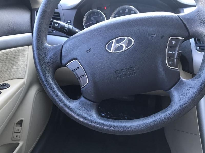 Hyundai Sonata 2009 price $4,300