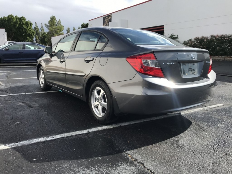 Honda Civic 2012 price $6,500