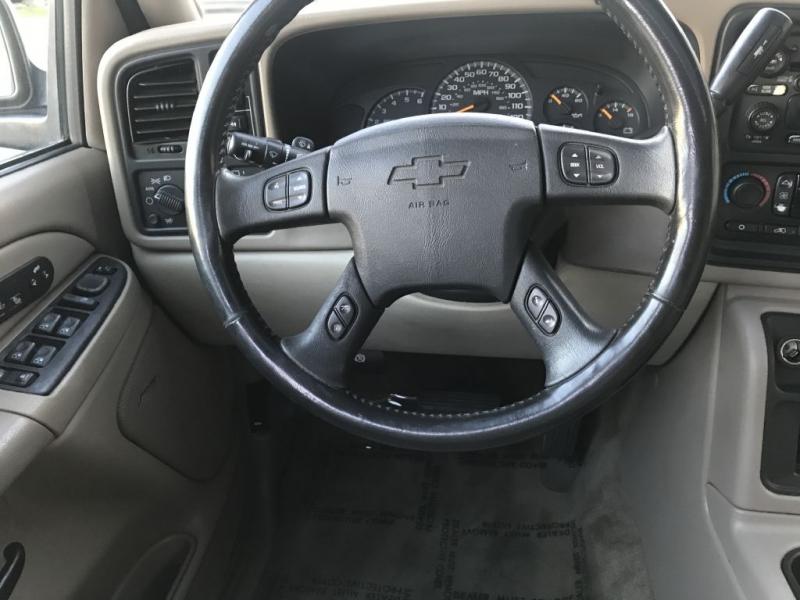 Chevrolet Tahoe 2005 price $5,500