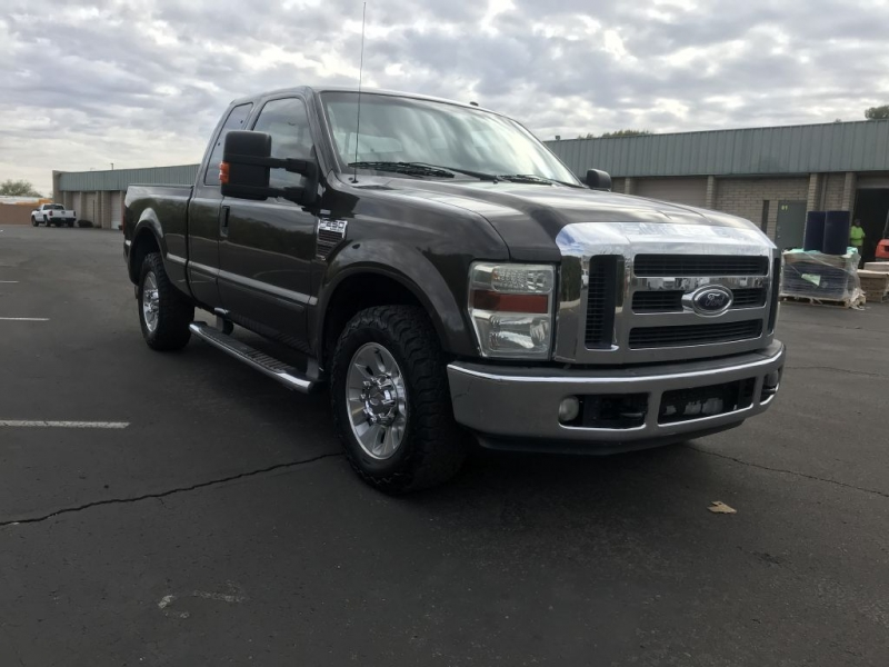 Ford Super Duty F-250 2008 price $8,500