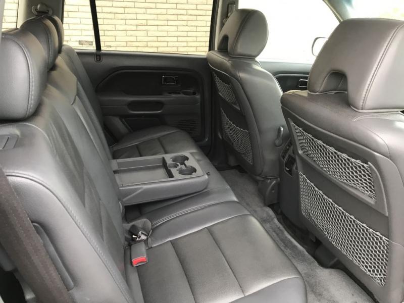 Honda Pilot 2007 price $6,500