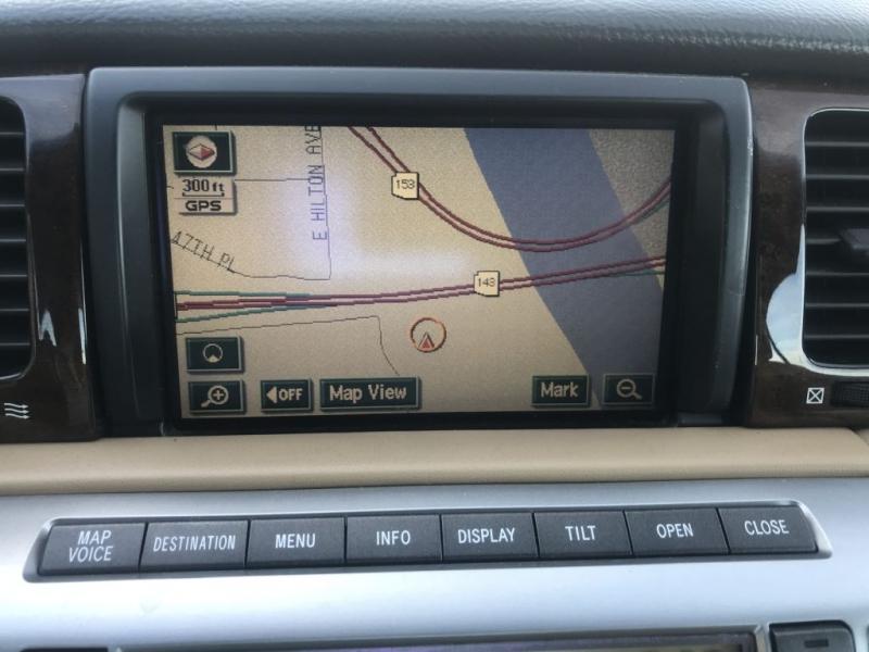 Lexus SC 430 2007 price $9,000