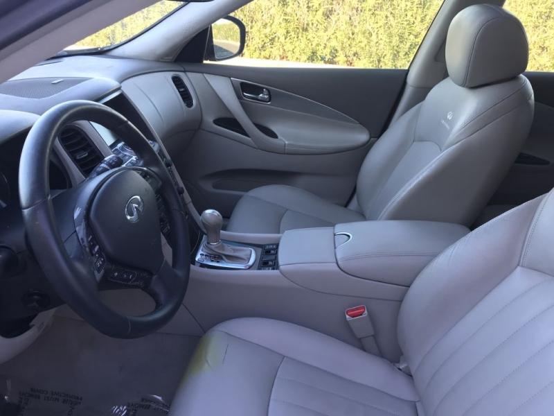 Infiniti EX 35 2008 price $8,000