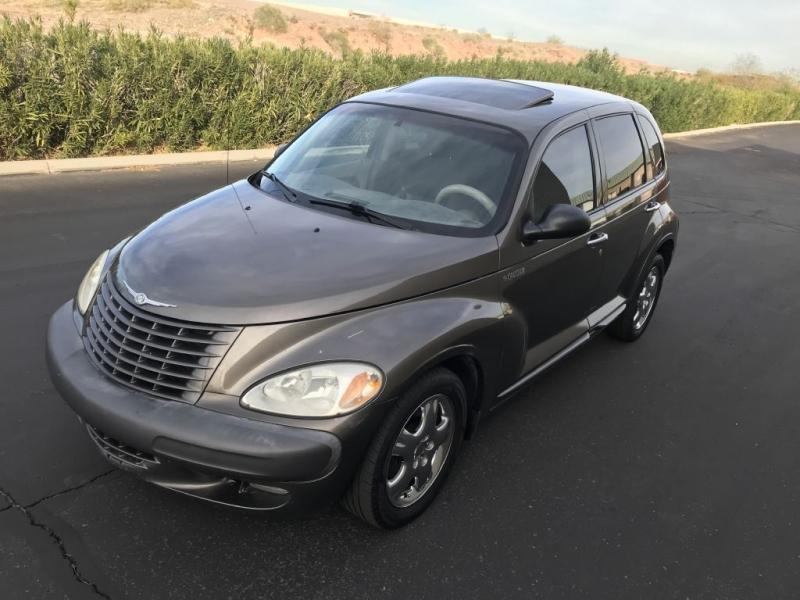 Chrysler PT Cruiser 2002 price $3,000