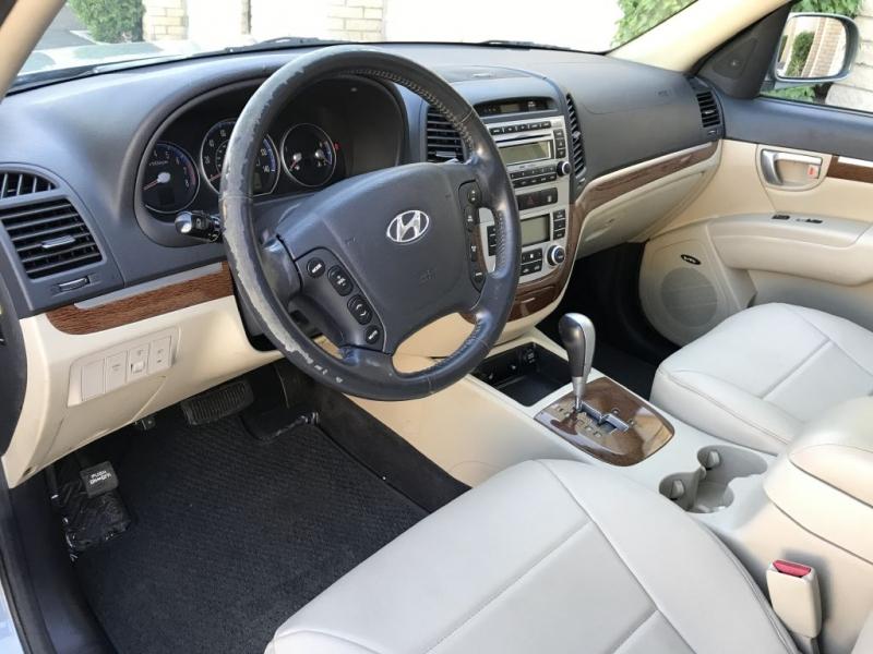 Hyundai Santa Fe 2008 price $5,000
