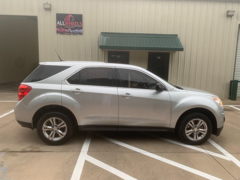 Chevrolet Equinox 2012 price $7,999