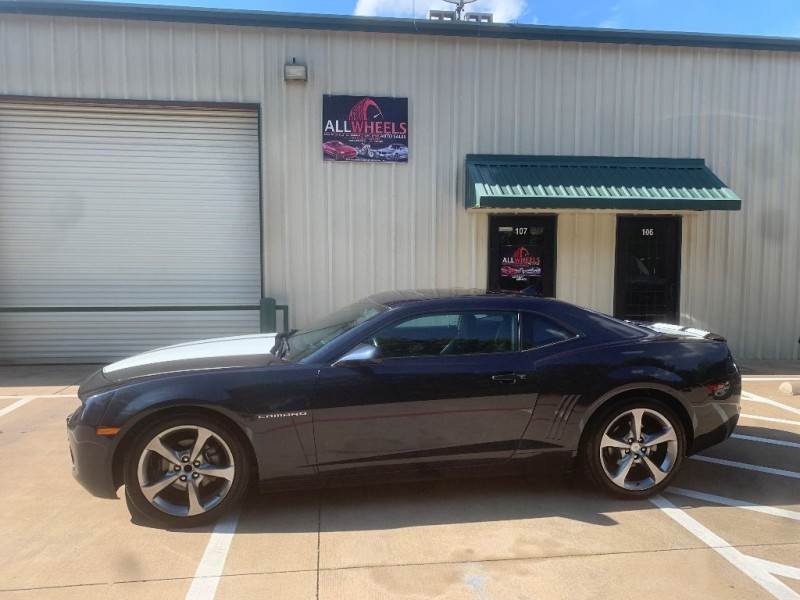 Chevrolet Camaro 2013 price $14,500
