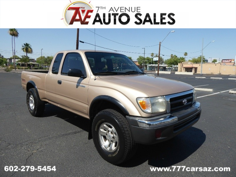 1999 toyota tacoma xtracab v6 manual 4wd inventory 7th ave auto rh 777carsaz com 1999 toyota tacoma owners manual 1999 toyota tacoma owners manual download