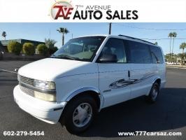 Chevrolet Astro Passenger 2000