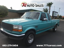 Ford F-250 1995